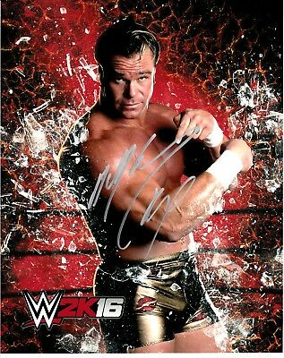 Billy Gunn Signed Wrestling Photo Uacc Reg 242