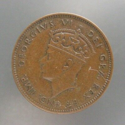 Newfoundland George VI 1c Penny One Cent 1938