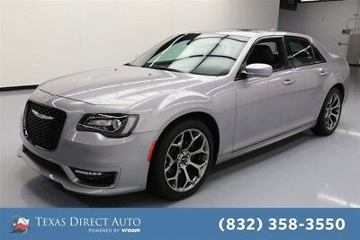 2017 Chrysler 300 Series 300S Texas Direct Auto 2017 300S Used 3.6L V6 24V Automatic RWD Sedan