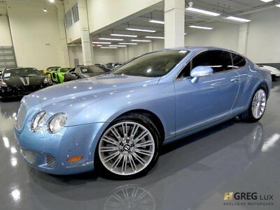 2008 Continental GT Speed