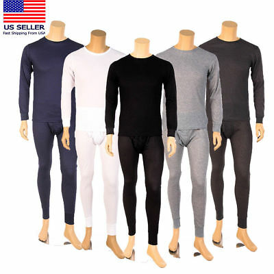 Men's 2 Piece Thermal Underwear Set (M-L-XL-2XL)