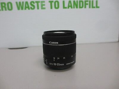 Canon EFS 18-55mm 1:4-5.6 IS STM Image Stabilizer