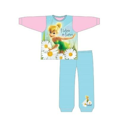 Girls Disney Tinkerbell Pyjamas I Believe in Fairies