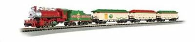 Bachmann N Scale Spirit Of Christmas Train Set | Bac24017