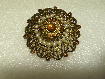 VINTAGE ESTATE FIND PENDANT 1940s-1950s @ NO RESERVE BEAUTIFUL A MUST SEE WOW !!