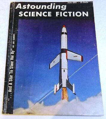 Astounding Science Fiction – US digest – Vol.51 No.4 - June 1953 - Philip K.Dick