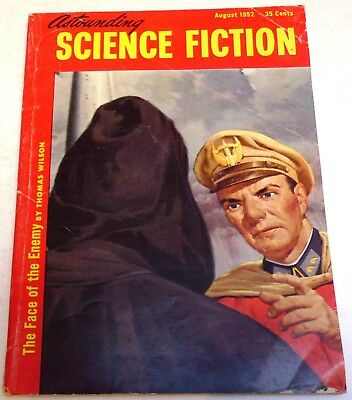 Astounding Science Fiction – US Digest – Vol.49 No.6 – August 1952 - Wilson, Rey