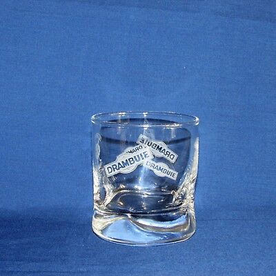 Drambuie Bar Glass St. Andrews The Old Course Distillery Advertising Golf Sports