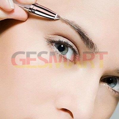 Electric Hair Remover Finishing Touch Flawless Brows Hair Remover GESMART