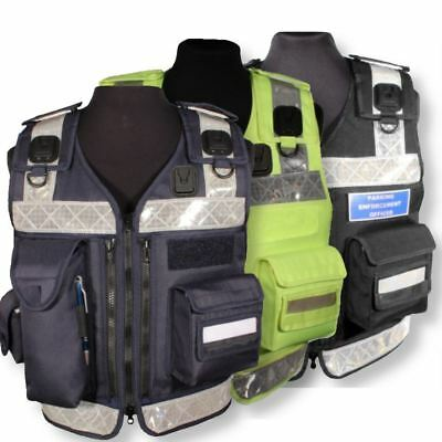 Protec Local Council Parking and Civil Enforcement CEO utility Vest