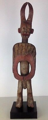 extram rare big chamba Figure Nigeria 29 inch old Germany collection