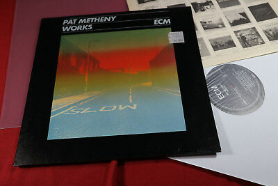 Pat Metheny  WORKS  -  LP ECM 823270-1 Germany 1984 sehr gut
