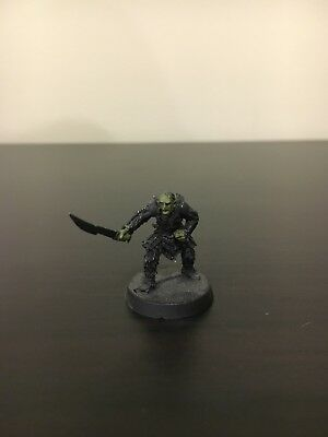 Games Workshop Lord of the Rings LOTR Gorbag the Orc Metal Figure SBG