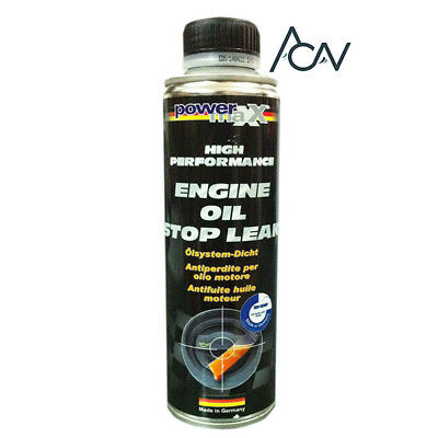 Powermaxx 33183 Engine Oil Stop Leak Antiperdite Olio Motore 300 Ml