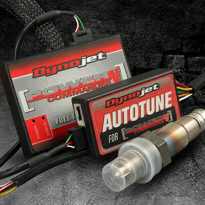 Dynojet Power Commander Auto Tune Combo Pc 5 PC5 PCV Artic Cat M800 M1000