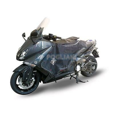 Couvre-Jambes Tucano Urbano Termoscud R089Ev-N Imperméable Pour Yamaha Tmax 530
