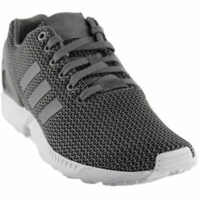 adidas Zx Flux Running Shoes- Grey- Mens