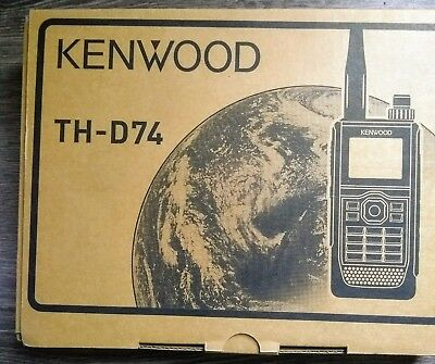 Kenwood TH-D74A Transceiver