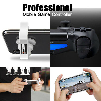 New Mobile Game Controller Spark Sensitive Shoot and Aim Buttons L1R1 For Phone