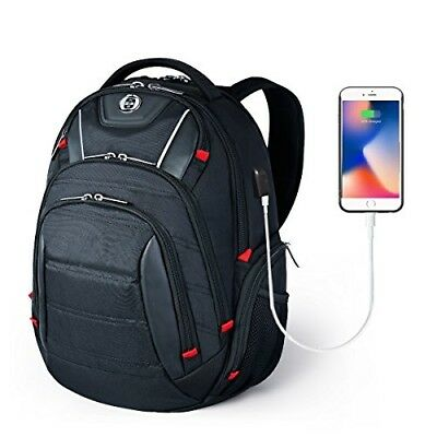 Travel Backpack for laptops, business with USB Charging