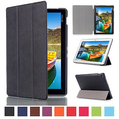 Leather Slim Smart Stand Magnetic Case Cover For Asus Zenpad 10 Z300C Z300M UK