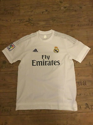 Adidas Real Madrid Trikot Jersey weiss Gr.XL