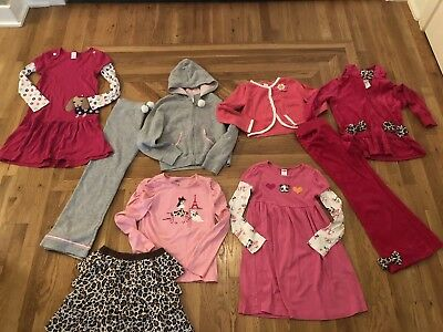 Gymboree Girl's Lot Dresses Warm Ups More Size 7-8