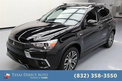 2017 Mitsubishi Outlander Sport AWD 2.4 GT 4dr Crossover Texas Direct Auto 2017 AWD 2.4 GT 4dr Crossover Used 2.4L I4 16V Automatic 4WD