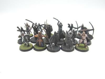 Lord Of The Rings Hobbit Middle-Earth Assorted Forces Of Good Regiment (w8478)
