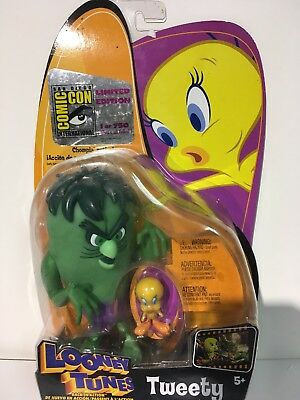 Looney Tunes Tweety San Diego Comic Con Limited Edition 1 Of 750