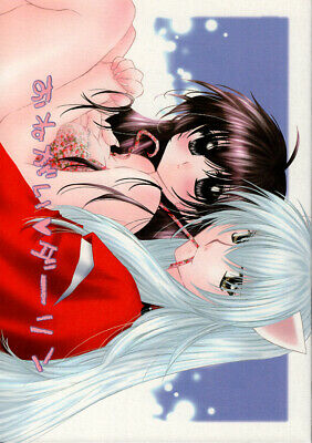 InuYasha Inu Yasha x Kagome ENGLISH Translated LOVE Doujinshi Comic Please Darli