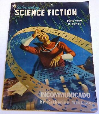 Astounding Science Fiction – US Digest – Vol.45 No.4 – June 1950 - Vogt, Asimov