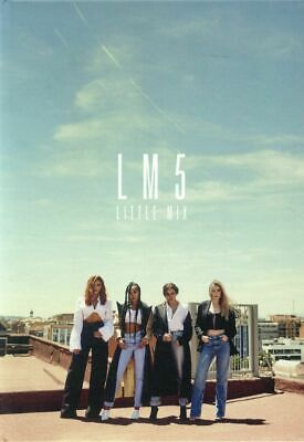 LITTLE MIX - LM5: Super Deluxe Edition - CD (CD in hard-back book sleeve)