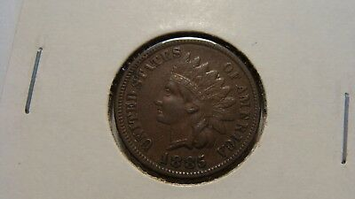 1885 Indian Head Cent  VF+