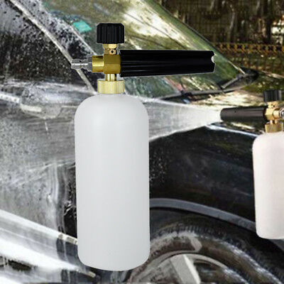 Adjustable Lance Bottle Snow Wash Gun Pressure Washer Grip Bottles New 1pcs Hot