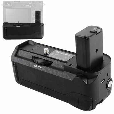 Vertical Battery Grip Pack Holder For Sony A6500 Camera
