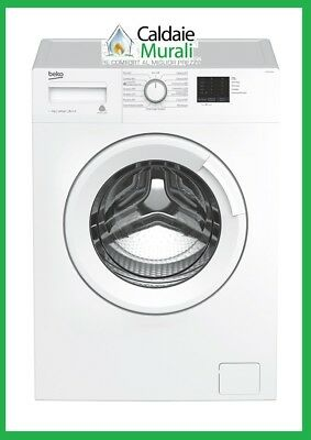 Lavatrice A Carica Frontale Beko Young Wtx91032W 9 Kg Centrifuga 1000 Giri A+++