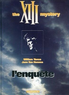 XIII.The XIII mystery.L' enquete.VANCE / VAN HAMME.2005 BB5