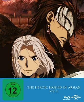 The Heroic Legend of Arslan - Vol. 2 - Limited Premium Edition Blu-ray Disc 2017