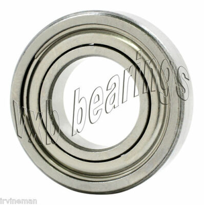 R14ZZ Bearing Shielded Ball Bearings 7/8 inch Bore R14Z