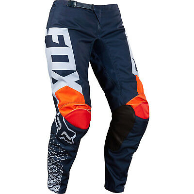 Fox - 180 Grey/Orange Youth Girl Pants - 22