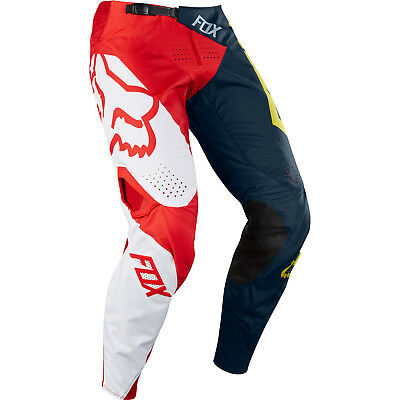 Fox - 360 Preme Navy/Red Youth Pants - 22