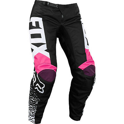 Fox - 180 Black/Pink Women Pants - 14