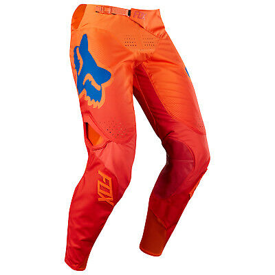 Fox - 360 Viza Orange Men Pants - 36