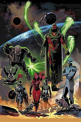 Uncanny Avengers #1 (2015) Near Mint First Print Bagged And Boarded