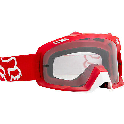 Fox - Air Space Red Goggle