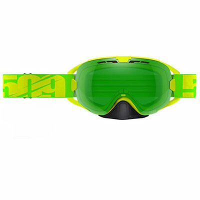 509 - Revolver Tinted Lens Goggles