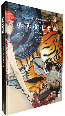 Comics - Urban Comics - Fables Vol.01
