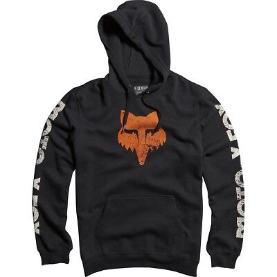 Fox - 40 Year Pullover Hoodie - X-Large