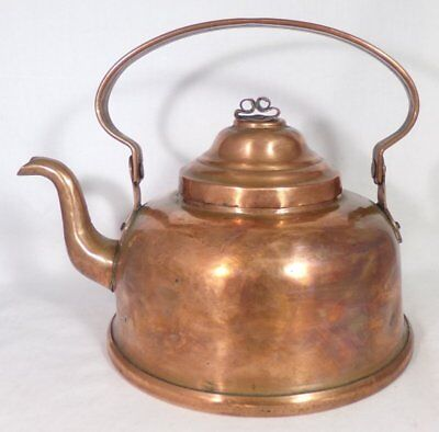 Vintage Swedish 2L Copper Kettle